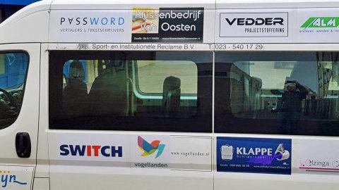 PassworD sponsort de Twijn
